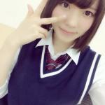 駒田京伽   HKT48【アイドル大図鑑No.204駒田京伽】