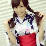 坂口理子 | HKT48【アイドル大図鑑No.205坂口理子】