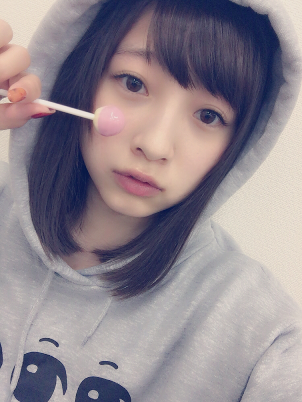 東由樹 | NMB48【アイドル大図鑑...
